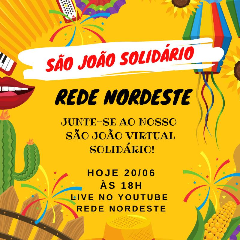 São João Solidário - Rede Nordeste