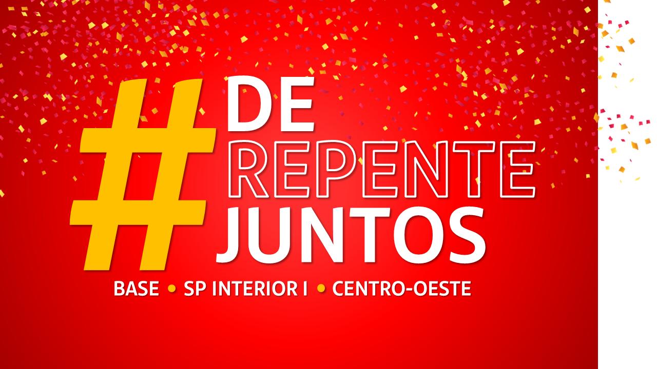 #DeRepenteJuntos 2020