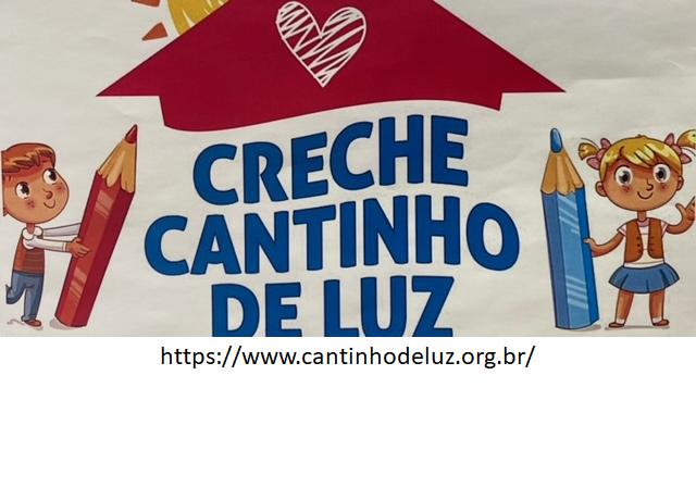 AÇÃO VOLTA ÀS AULAS - REGIONAL CAMPINAS - CRECHE CANTINHO DA LUZ