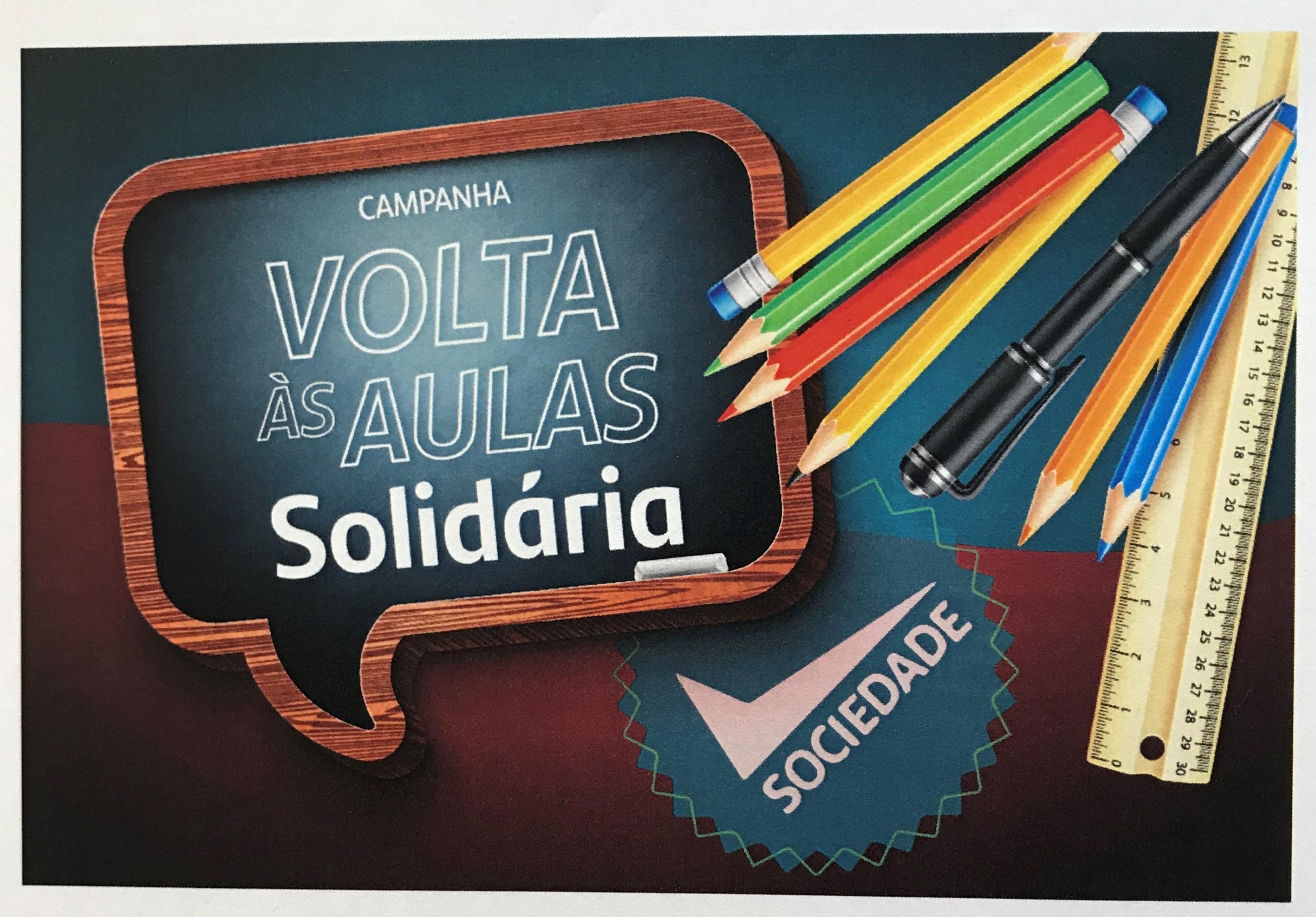 Volta as Aulas Solidária - AG SHOP DOWNTOWN - RJ 2247