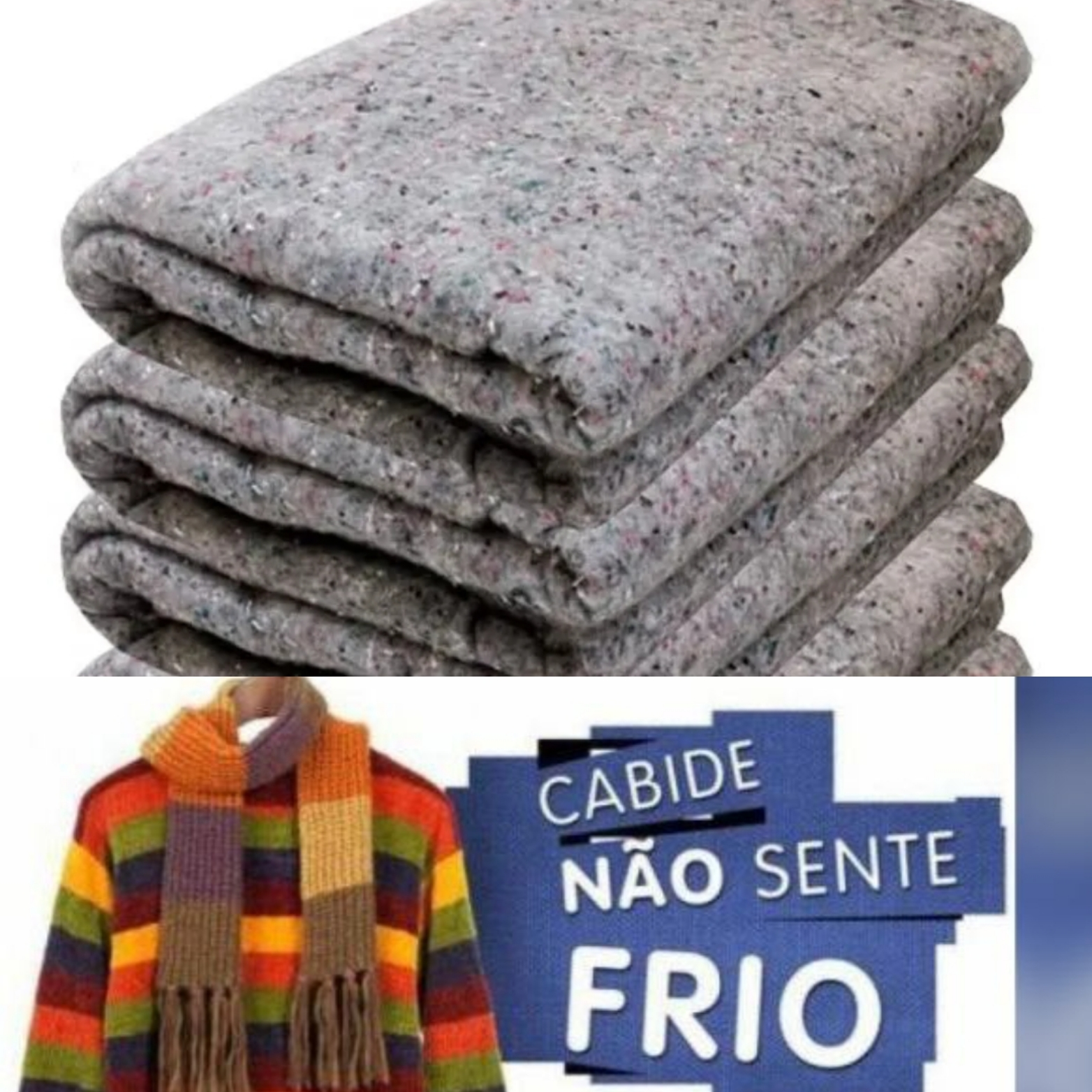 CABIDE NÃO TEM FRIO OSVALDO ARANHA
