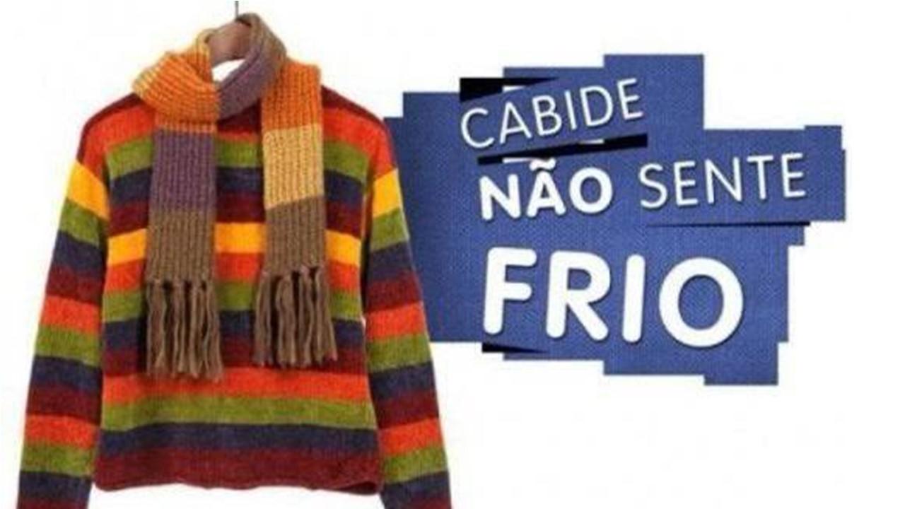CB- CABIDE NAO SENTE FRIO