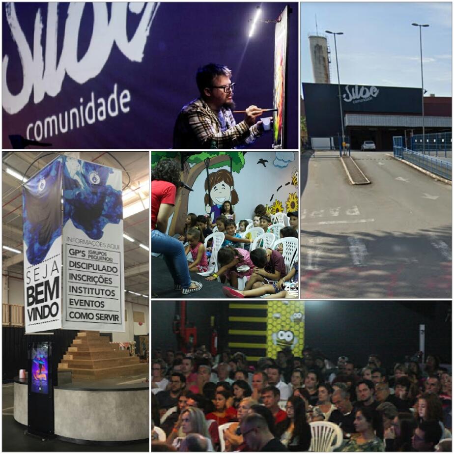 Doação Comunidade Siloe - Polo Joinville